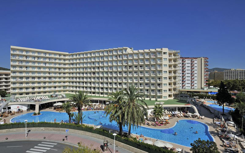 Sol Guadalupe Hotel Magaluf golf holidays in mallorca spain