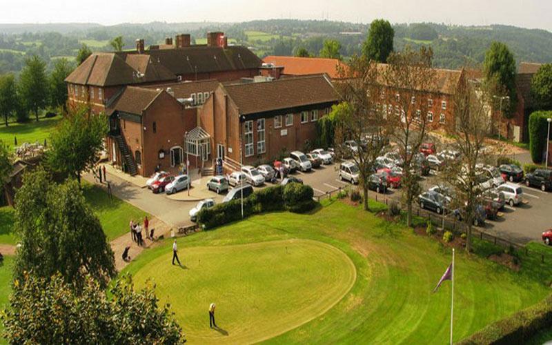 Telford Golf Club midlands golf breaks