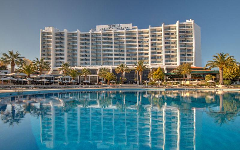 Tivoli Marina Hotel Vilamoura golf holidays