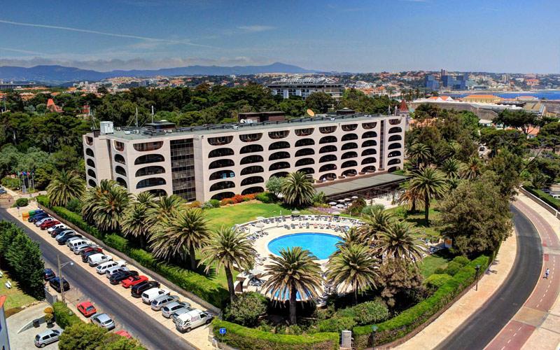 Vila Gale Hotel Cascais cascais golf holidays lisbon golf breaks
