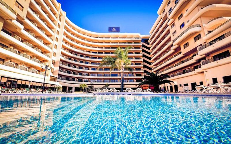 Vila Gale Marina Hotel Vilamoura golf holidays