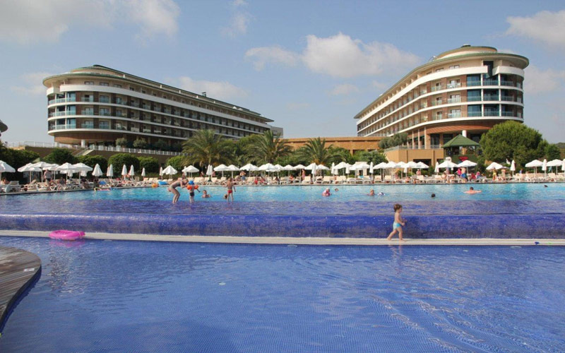 Voyage Hotel Belek all inclusive golf holidays