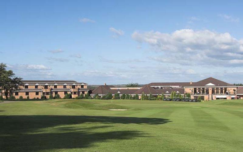 Westerwood Golf Club scotland golf breaks