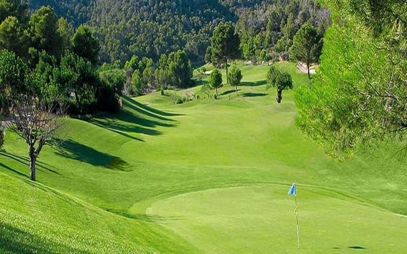Andratx Golf Course Mallorca Golf Holidays