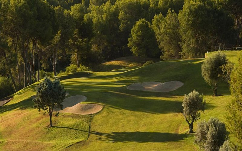 Bendinat Golf Course Mallorca Golf
