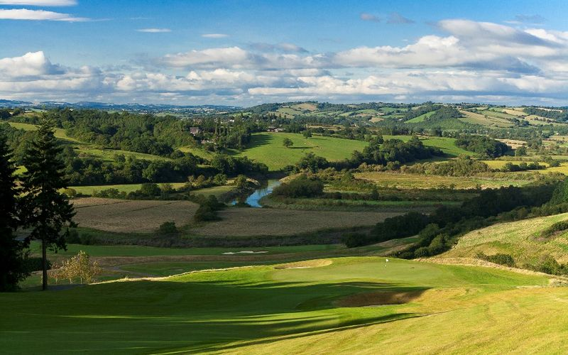 Celtic Manor Golf Course Wales