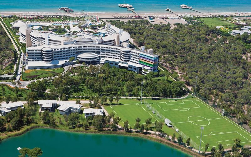 Cornelia Diamond Hotel & Golf Resort Turkey cornelia diamond golf holidays
