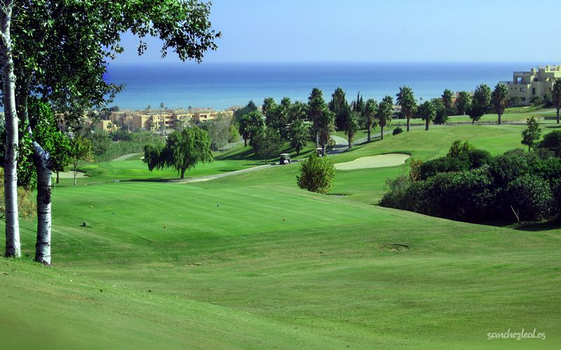 Dona Julia Golf Course Costa del Sol