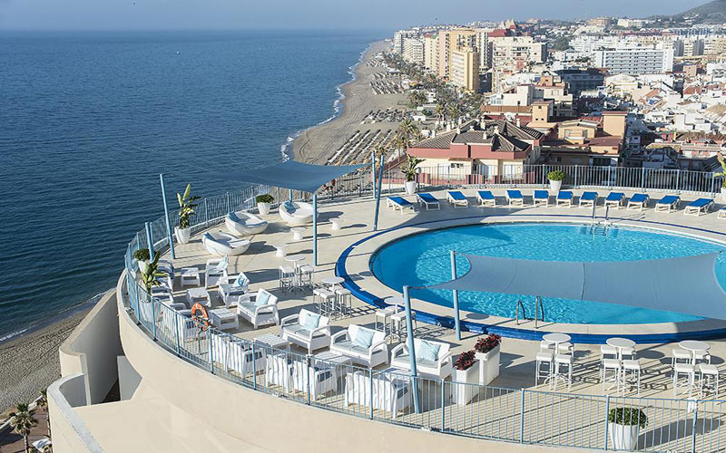 El Puerto Hotel Pierre Vacances costa del sol golf holidays