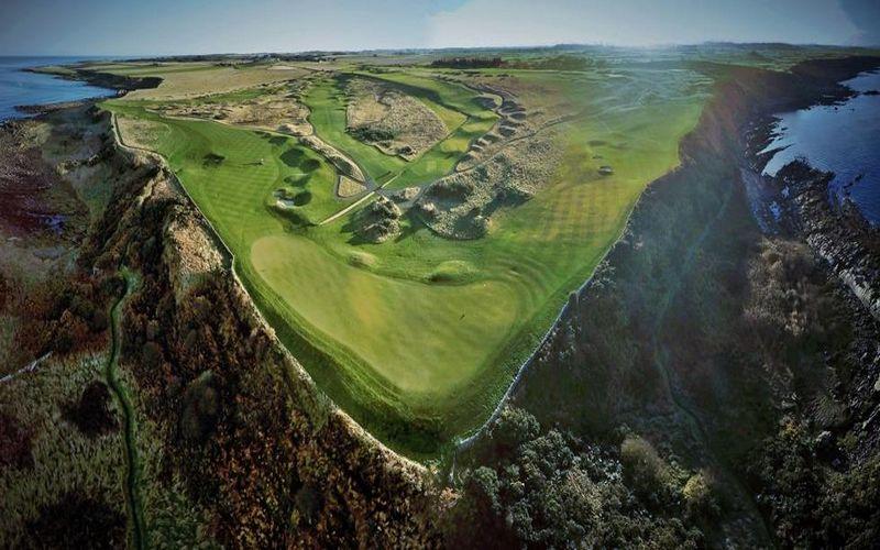 Fairmont St Andrews Golf Course Scotland