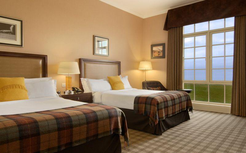 Fairmont St Andrews Hotel Scotland