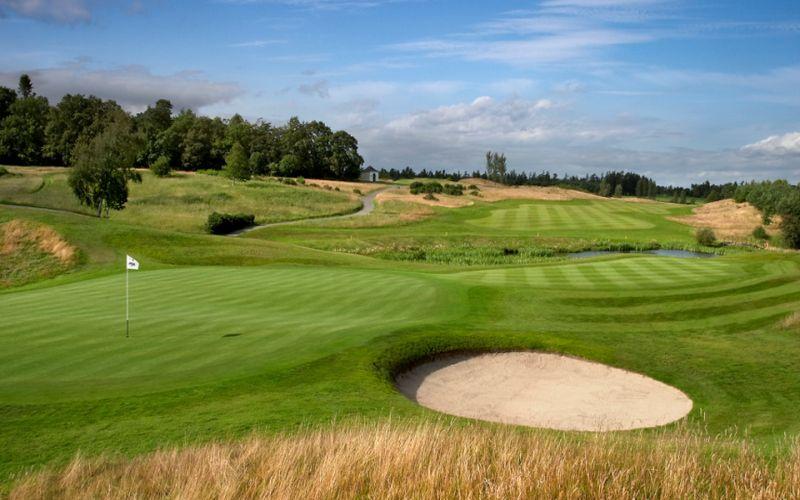 Gleneagles Golf Course Scotland Golf Breaks