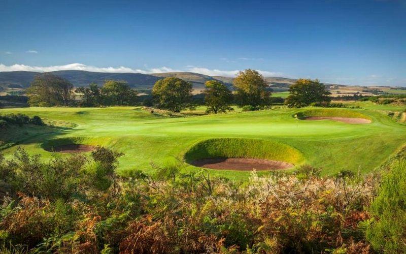 Gleneagles Golf Course Scotland