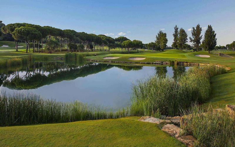 Laranjal Golf Course Portugal