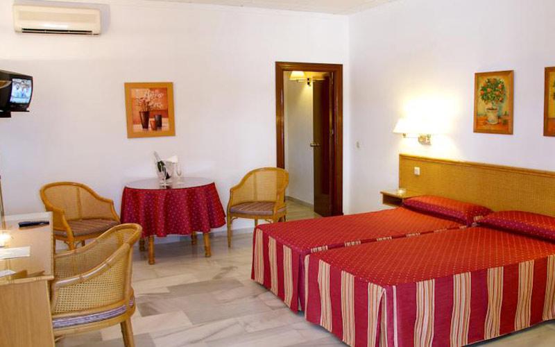 Las Rampas Hotel Fuengirola costa del sol golf holidays