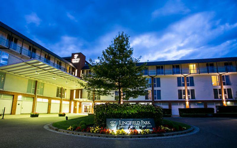 Lingfield Park Hotel & Golf lingfield park golf breaks