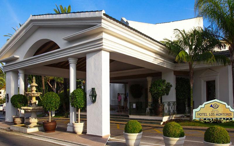Los Monteros Golf Hotel Marbella costa del sol golf holidays