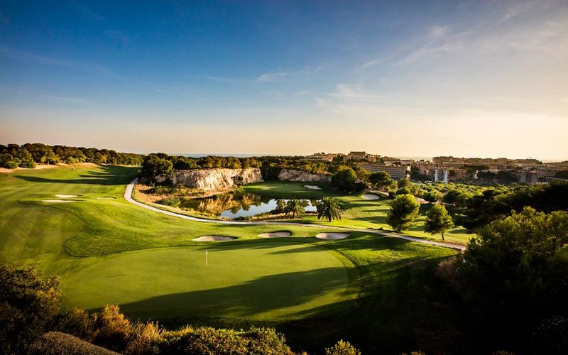 Lumine Golf Course Salou Golf Holidays