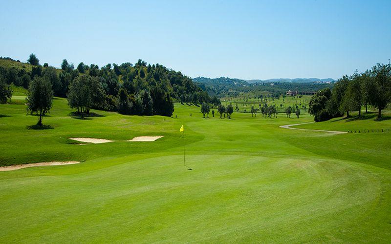 Morgado Golf Club Algarve Portugal