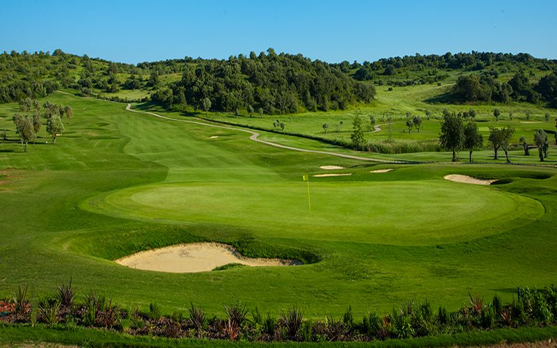 Morgado Golf Club Algarve Portugal