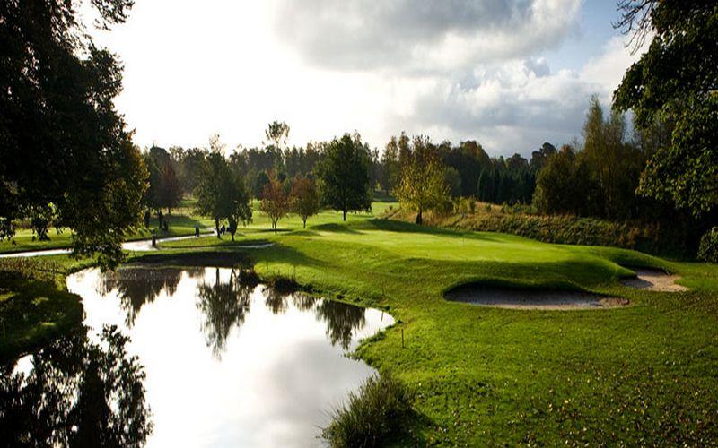 Mottram Hall Hotel UK Golf Holidays