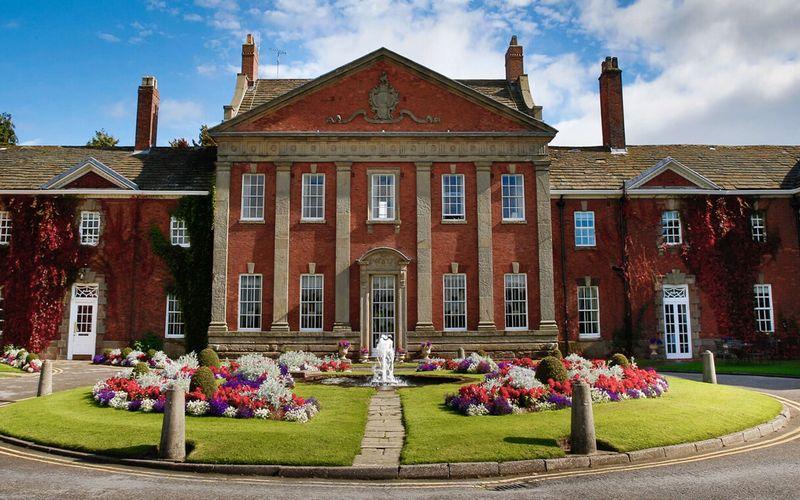 Mottram Hall Hotel UK Golf Holidays mottram hall golf breaks