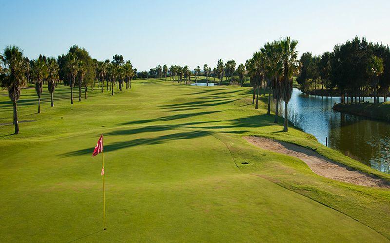 Salgados Golf Course Algarve Portugal