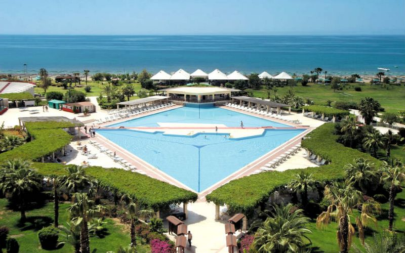 Riu Kaya Hotel Belek Golf Holidays kaya belek hotel golf holidays