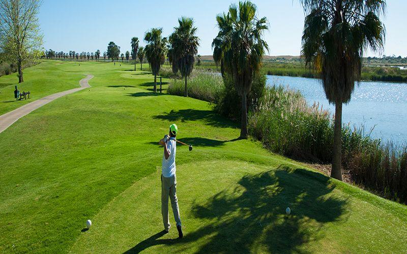 Salgados Golf Course Algarve Golf Packages