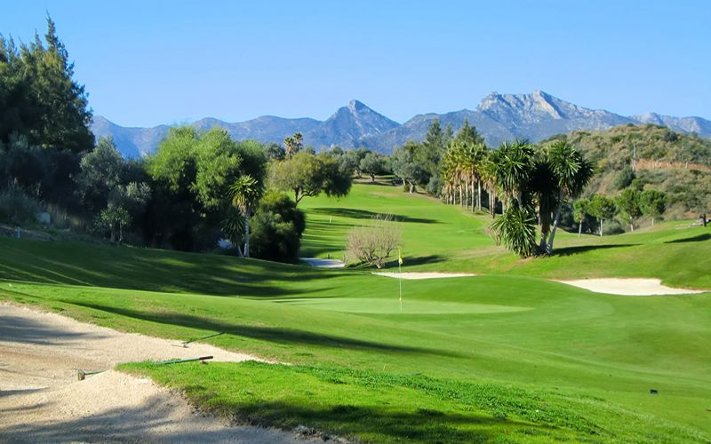 Santa Clara Golf Course Marbella Golf