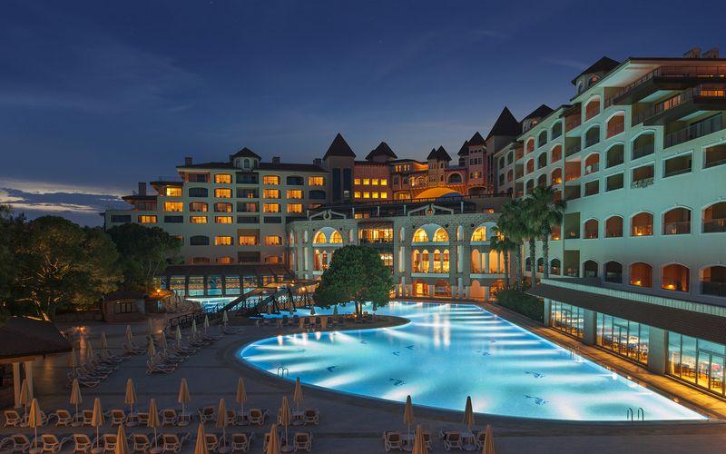 Sirene Belek Golf -sirene belek hotel golf holidays