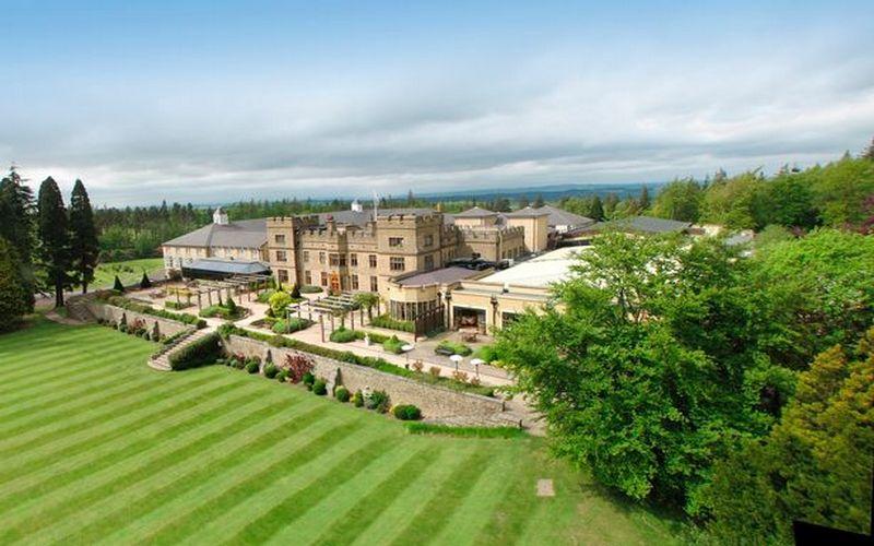 Slaley Hall Hotel & Golf Resort slaley hall golf breaks