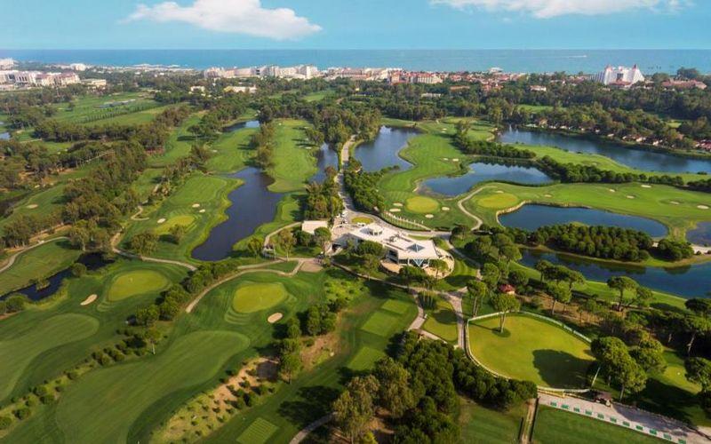 Sirene Belek Golf - Sultan Golf Hotel