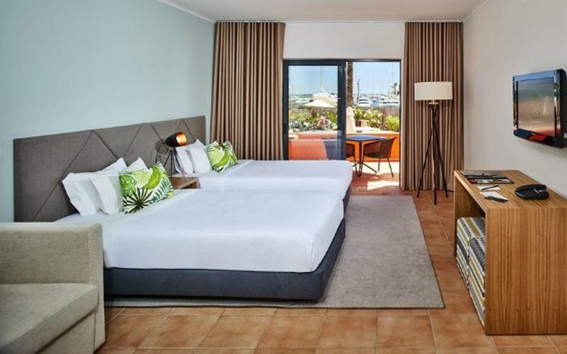 Hotel Tivoli Marina Portimao Portugal