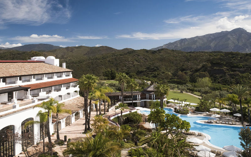 Westin La Quinta Golf Hotel & Resort Marbella costa del sol golf holidays