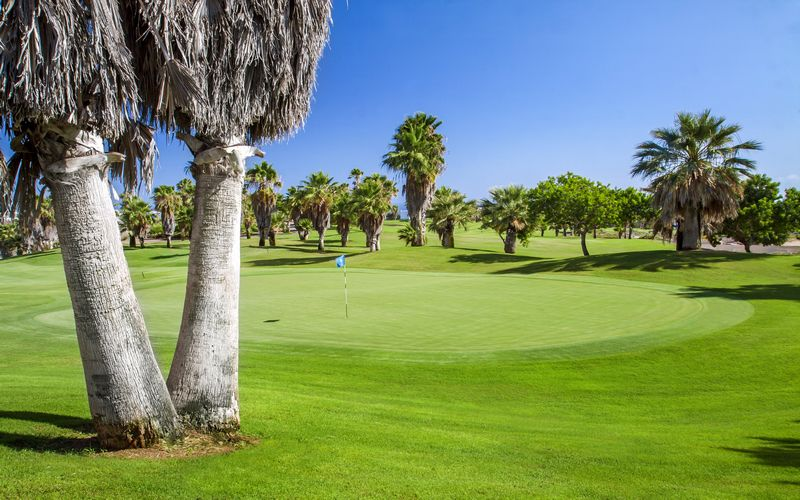 Costa Adeje Lakes Course Tenerife