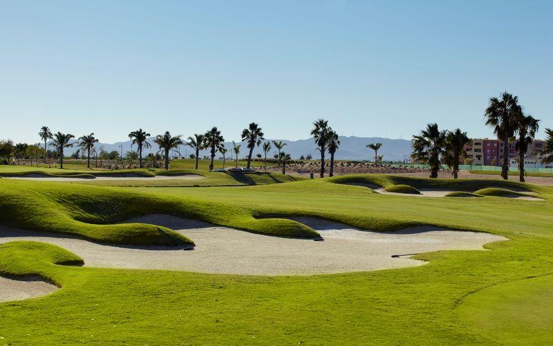 Mar Menor Golf Course Murcia