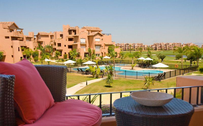 The Residences Mar Menor Golf Weekends residences mar menor golf holidays