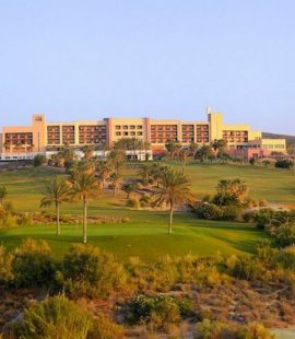 valle del este golf holidays