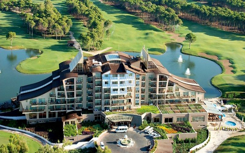 sueno hotels golf belek golf holidays unlimited golf holidays