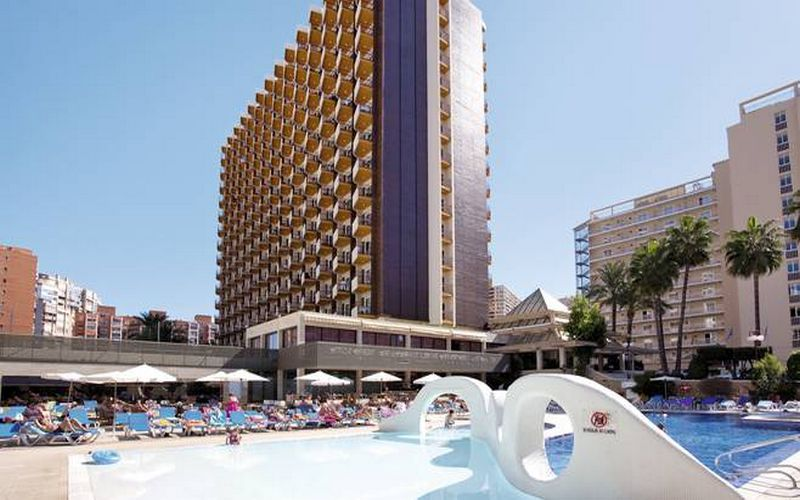 Hotel Rosamar Golf Costa Blanca