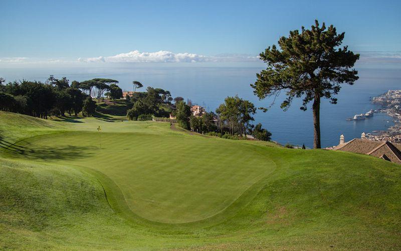 Casa Velha Palheiro Golf Holidays Madeira
