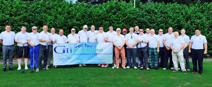 Connaught Golf Group Event