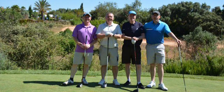Dave Foulkes Golf Group