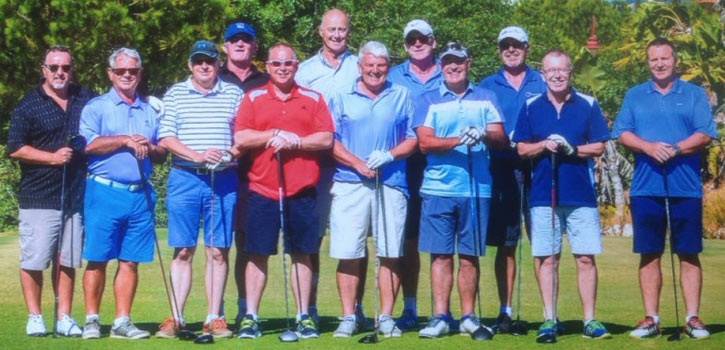 Pat Donnelly Golf Group