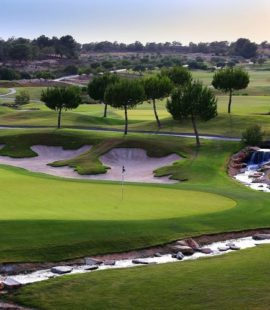 Las Colinas Golf Course Green