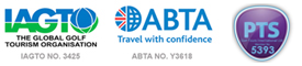 Golf Travel Affiliation Logos