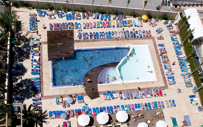 Hotel Rosamar pool