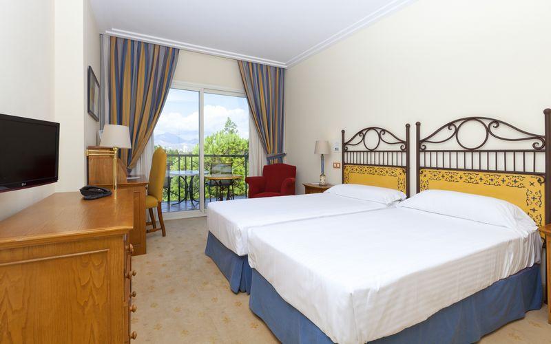 alicante golf hotel twin room