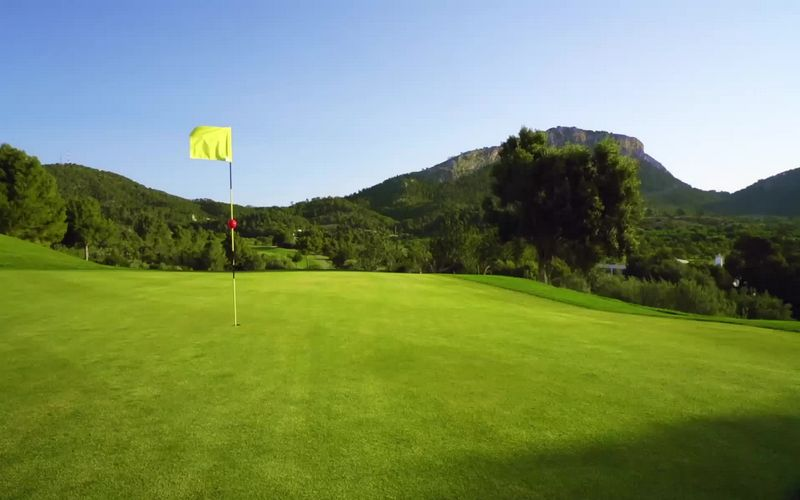 Andratx Golf Course Mallorca